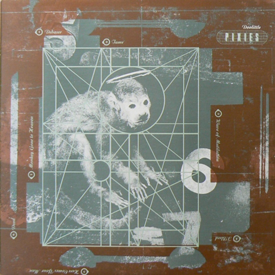 "PIXIES ""Doolittle"" CD"